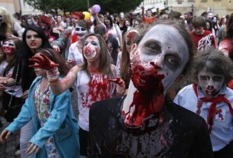 6 tips how to become a zombie